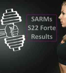 Everythink what to know about SARMs S22 Forte