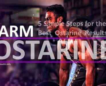 Ostarine MK 2866 - 5-Steps