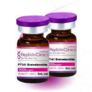 Bremelanotide (PT 141)